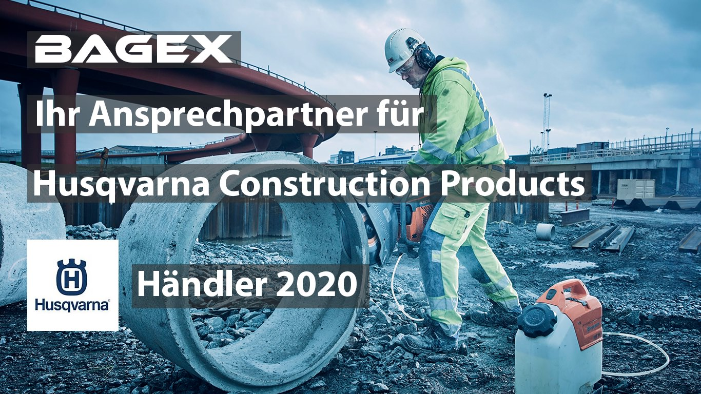 Husqvarna Contruction Händler